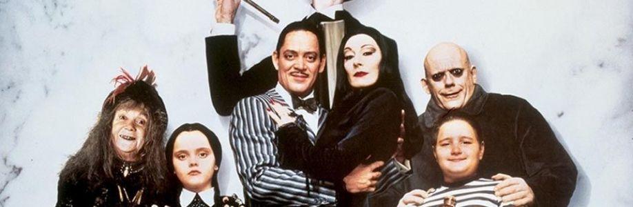 La Famille Addams Cover Image