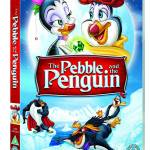 Pingvinen och lyckostenen Sverige