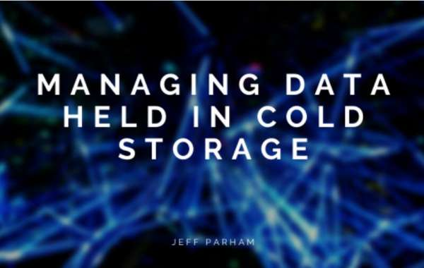 Managing Data Held in Cold Storage