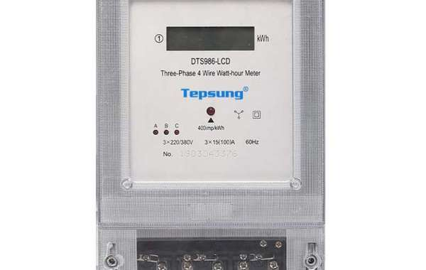 Notes On 3 Phase Electricity Meter