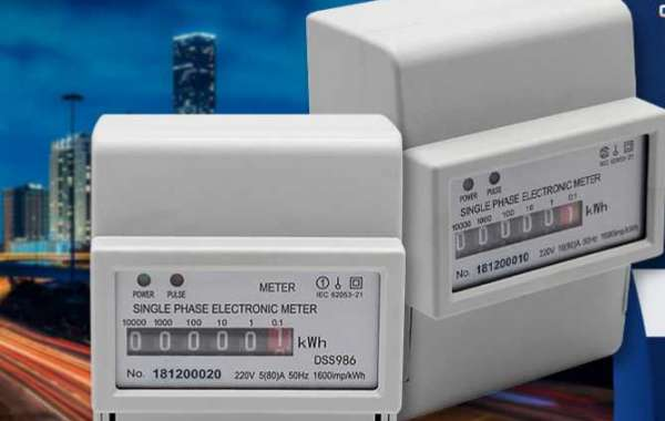 Electronic Energy Meter-4 Things For Electricity Meter Readings