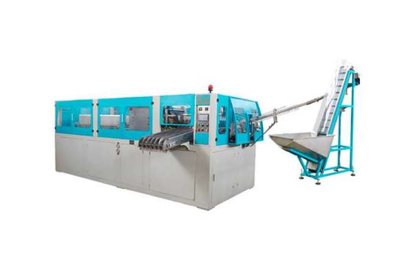How Does Bottle Blowing Machine Work