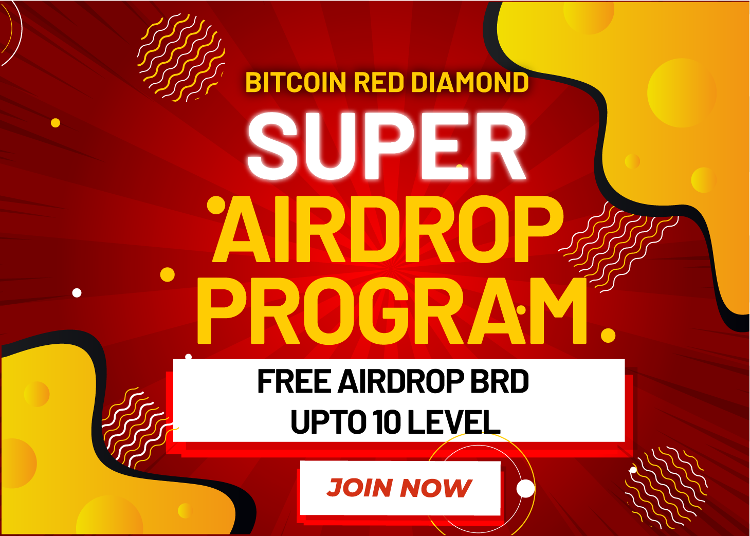 Bitcoin Red Diamond – The Digital Technology Platform for the future
