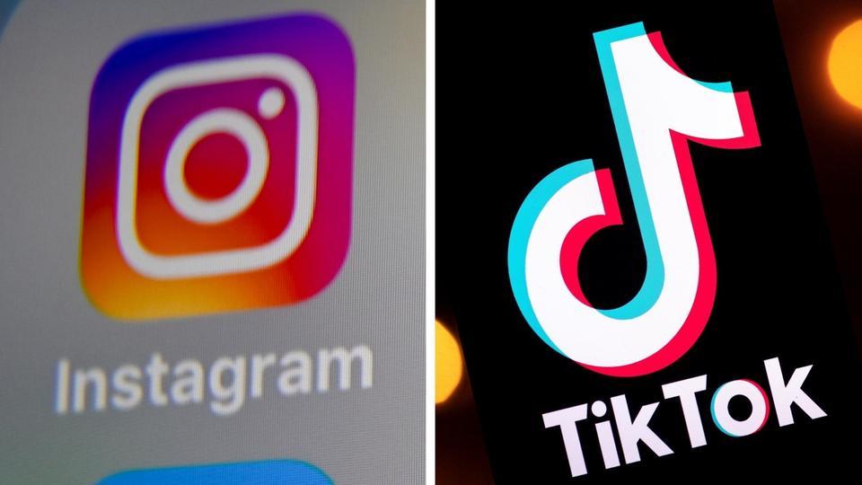 Instagram offrirait des centaines de milliers de dollars pour débaucher des stars de TikTok | CNEWS