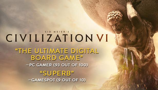 Save 75% on Sid Meier's Civilization® VI on Steam
