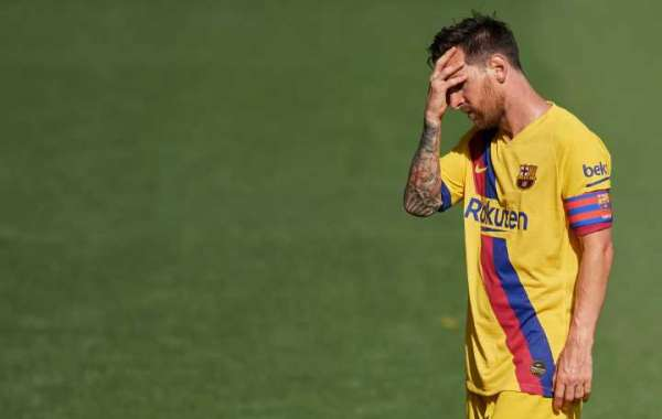Messi in a Messy exit