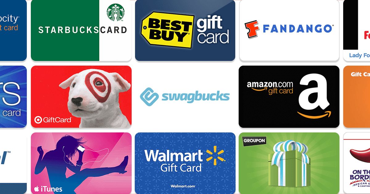 Swagbucks: Coupons, Paid Online Surveys & Free Gift Cards