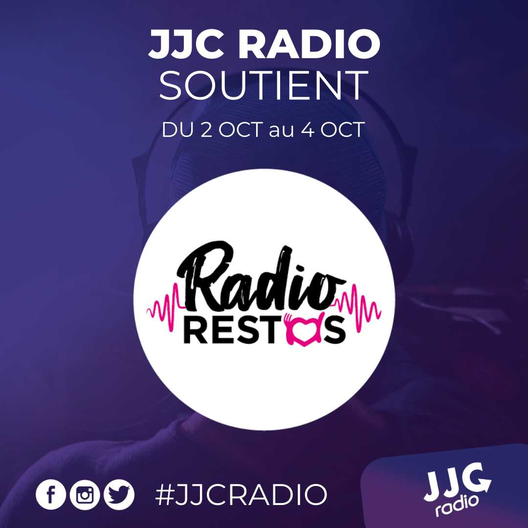 COMMUNIQUÉ DE PRESSE.  LA RADIO JJC, SOUTIENT RADI..