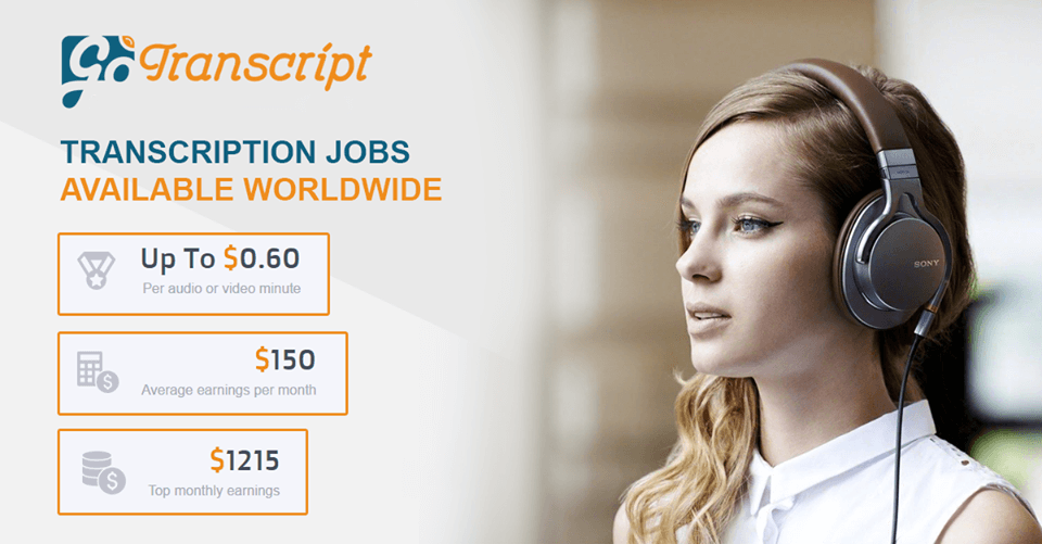 GoTranscript | Online Transcription Jobs | Apply Today!